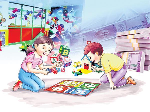 Play School Market crosses thousands of crores - Sakshi