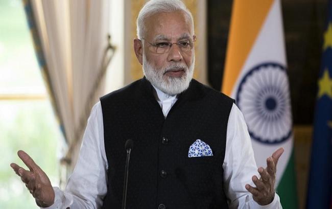 PM Modi Donate 200 Cows To Rwanda In Africa Tour - Sakshi