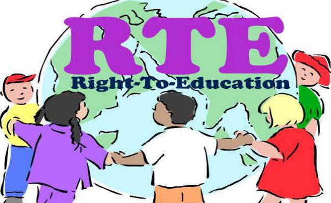 Sakshi Editorial On Right To Education