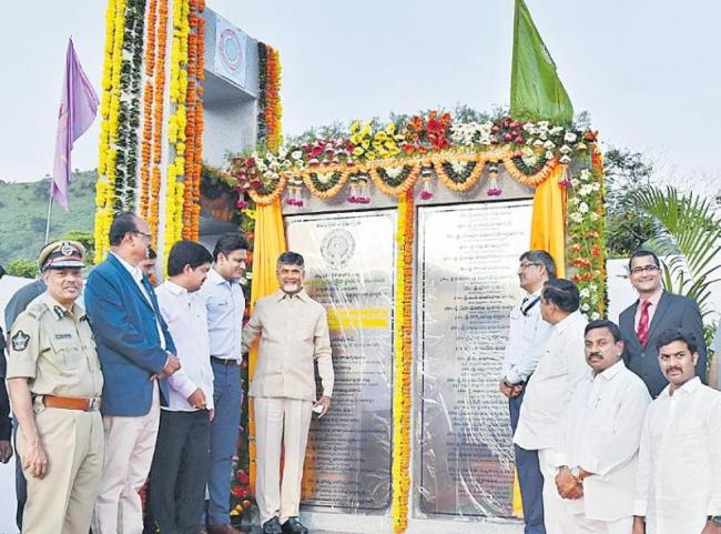 Anil Kumble unveils CK Nayudus statue in Machilipatnam - Sakshi
