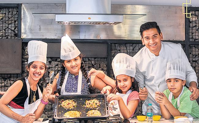 Training In Cooking For Childrens In Hyderabad - Sakshi