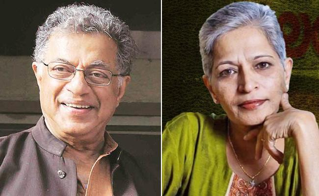 Gauri Lankesh Case Seized Diary Shows Two Hitlists - Sakshi