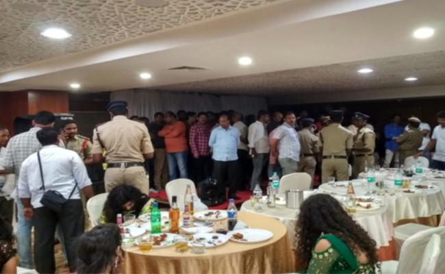 Mujra Party in Vijayawada, Petition in High Court - Sakshi