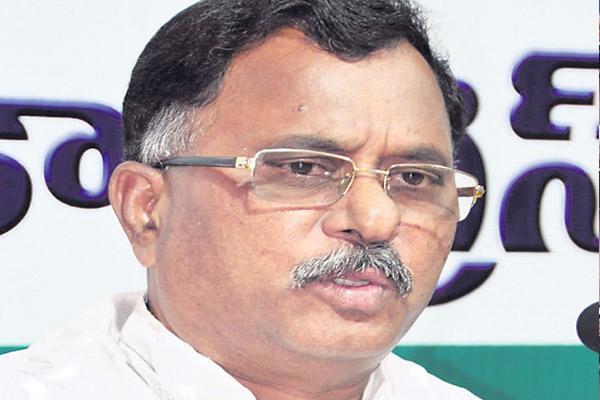 Mallu ravi about special status - Sakshi