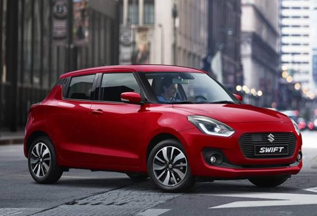 Maruti recalls new Swift, Dzire due to faulty Airbag Controller Unit - Sakshi