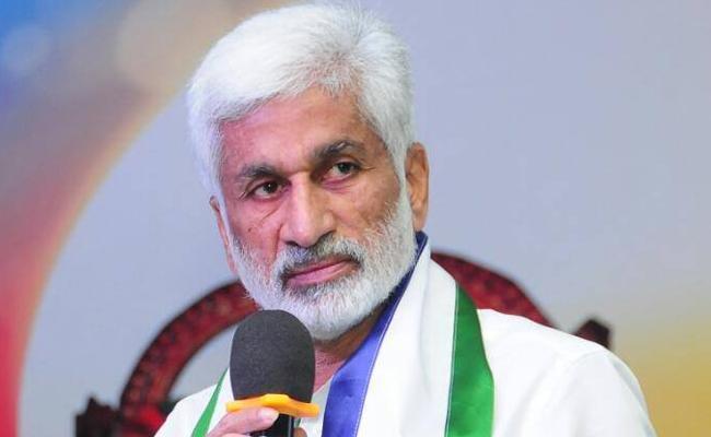 Vijaya Sai Reddy Mention In Rajya Sabha On Visakhapatnam Airport - Sakshi