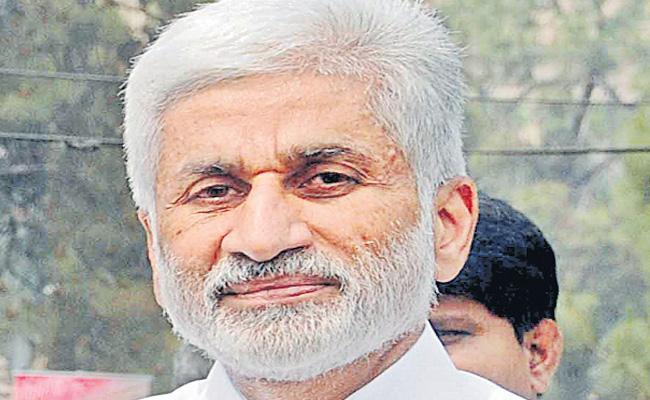 Vijaya Sai Reddy On Special Status In Rajya Sabha - Sakshi