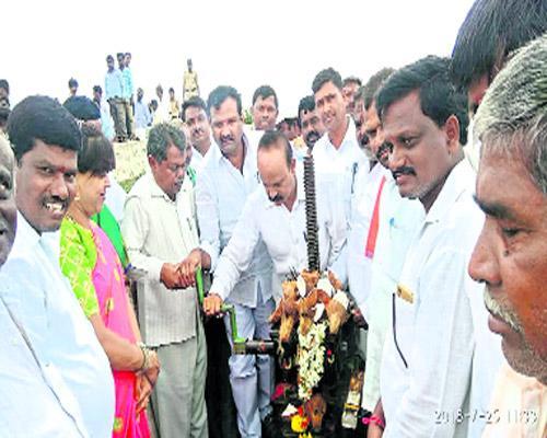 MLA Alla Venkateshwar Reddy Development Works In Mahabubnagar - Sakshi
