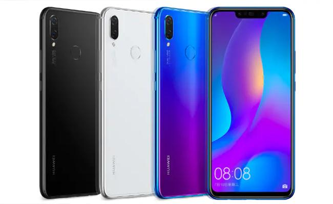 Huawei Nova 3, Nova 3i Launched in India - Sakshi
