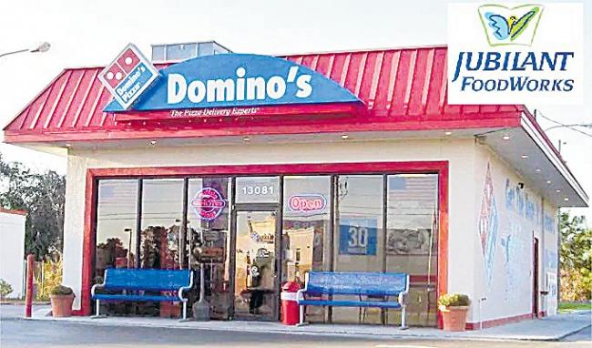 Domino's operator, Jubilant FoodWorks, posts strong rise in Q1 profit  - Sakshi