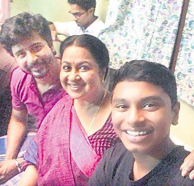 Radhika Joins Sivakarthikeyan! - Sakshi
