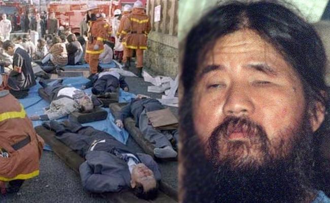 Tokyo Deadly Sarin Attack Aum Shinrikyo Aides Hanged - Sakshi
