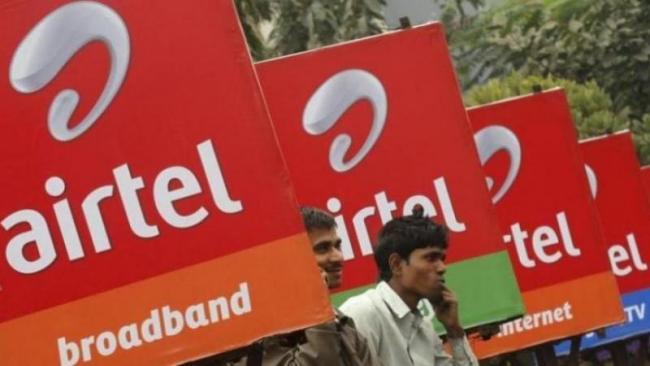 Bharti Airtel Q1 Profit Plunges 74 Percent - Sakshi