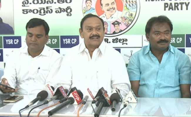 YSRCP Demands For Release KC Canal Water - Sakshi