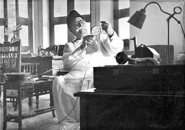 Kaikala Satyanarayana in H. M Reddy - Sakshi