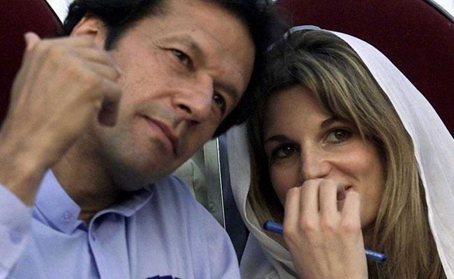 Jemima Goldsmith Congratulates Imran Khan - Sakshi