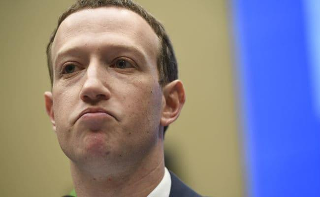 Facebook Nosedives 21Percent On Data Breach Fallout, usd 130 Billion Wiped Out - Sakshi
