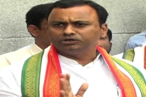 Komatireddy Rajagopal Reddy Comments on TRS Govt Over Assembly seats - Sakshi