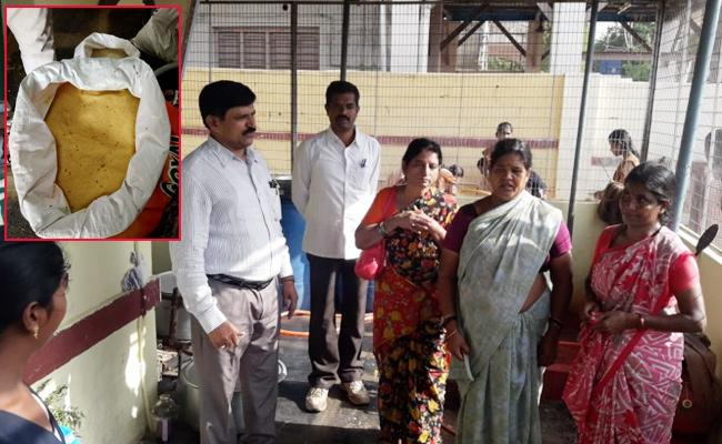 Vigilance Attacks In Welfare Hostels Anantapur - Sakshi