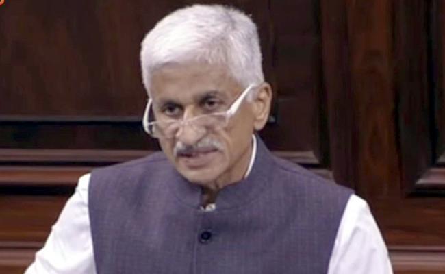 YSRCP MP Vijayasai Reddy Asked Questions Regarding New Central Government Schemes - Sakshi