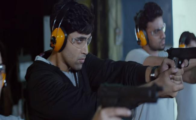 Nani Released Adivi Sesh Goodachari Movie Trailer - Sakshi