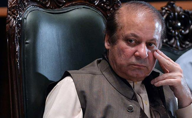 Pakistan Elections Stolen, Results Tainted And Dubious, Nawaz Sharif - Sakshi
