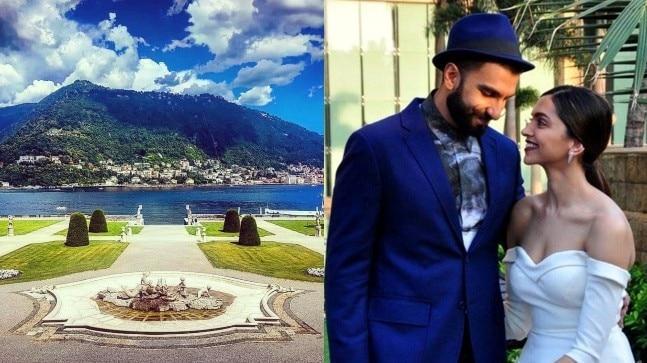 Lake Como Is Ranveer Deepika Wedding Venue - Sakshi