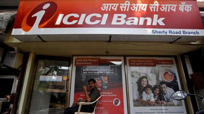 ICICI Bank Reports Q1 Loss At Rs 120 Crore - Sakshi