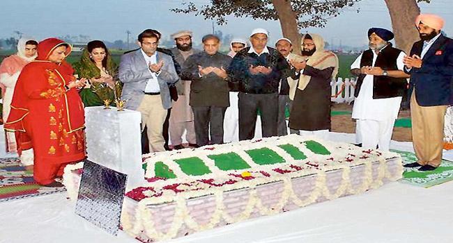 Indian Village Feel Sad Over Nawaz Sharifs Loss In Pakistan - Sakshi
