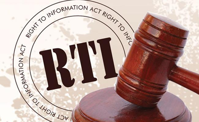 Madabhushi Sridhar Article on RTI In Sakshi