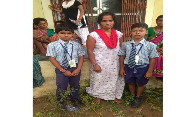 Man Died In A Canal In Srikakulam - Sakshi