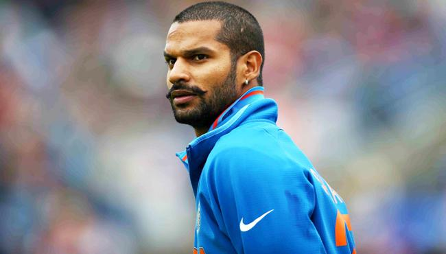Dhawan doesnt have a good record in overseas conditions, Sourav Ganguly - Sakshi