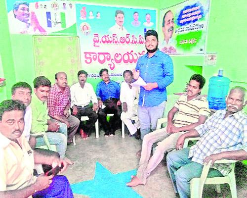 YSRCP Leader Comments On TDP And BJP Governments YSR Kadapa - Sakshi