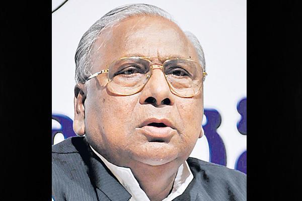 Hanumantha rao commented over bjp - Sakshi