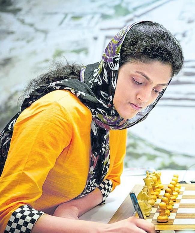 Asian Nations Cup Chess Tournament - Sakshi