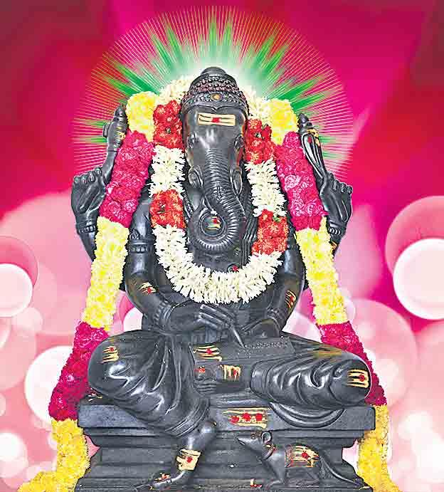 Special to lord ganapathi - Sakshi
