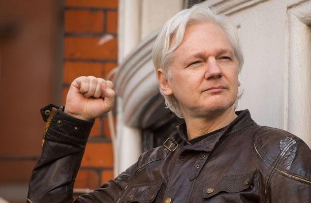 Ecuador says Julian Assange MUST leave embassy - Sakshi