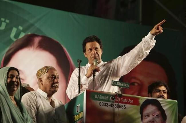 India Reacts to Pakistan Elections - Sakshi