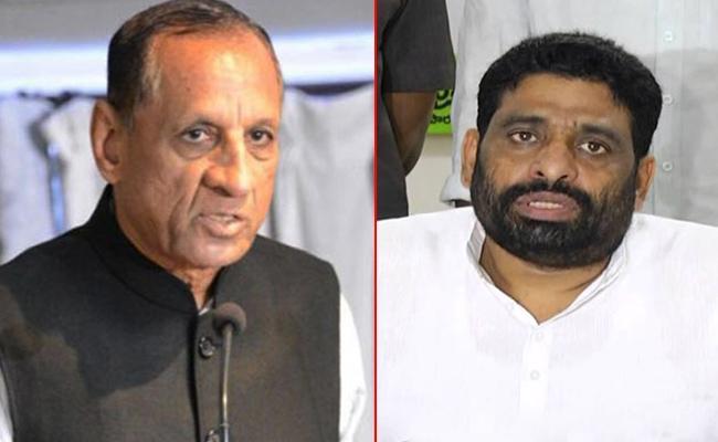 Govt Whip Buddha Venkanna Comments on Governor - Sakshi