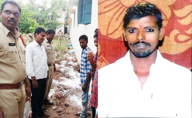 Wife Boyfriend KIlled Husband In East Godagvari - Sakshi