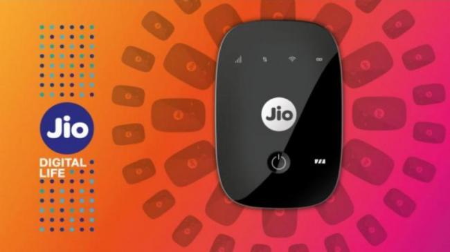 Reliance Jio Offers Rs 500 Cashback On JioFi - Sakshi