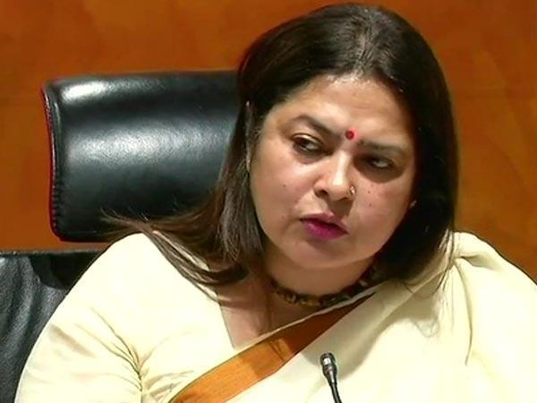 BJP Says Even Priyanka Gandhi Was Harassed During Party Protest - Sakshi