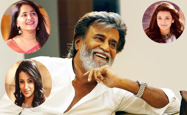 Who is In Rajini Next Movie Heroine - Sakshi