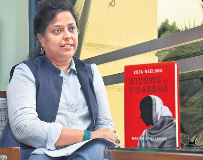 Special story to Widows of Vidarbha Author - Sakshi