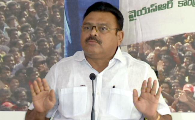 AmBati Rambabu Slams Cm Chandrababu Naidu Over Kapu Reservations - Sakshi