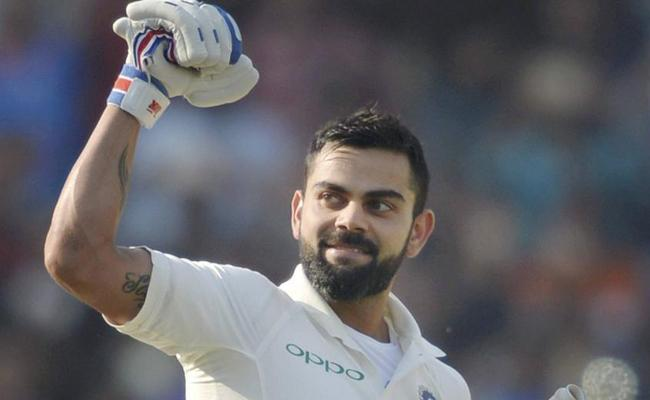 Will Virat Kohli break Sourav Gangulys record in Edgbaston - Sakshi