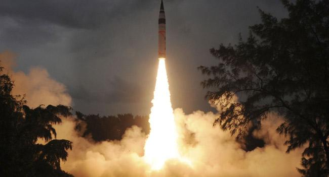 India To Build Missile Shield Over Major Cities - Sakshi