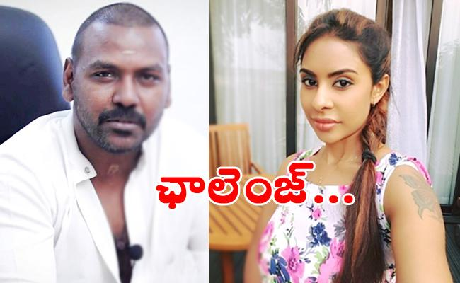 Raghava Lawrence Again Slams Sri Reddy - Sakshi