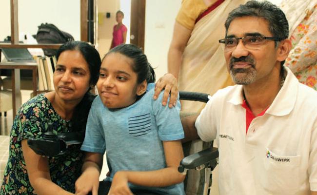 Narendra Modi Praises Disabled Girl In Mann Ki Baat - Sakshi