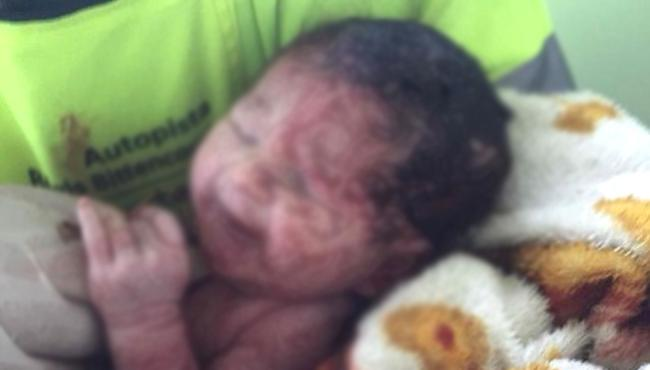 Infant From Mother Womb Throws Away In Truck Accident In Brazil - Sakshi
